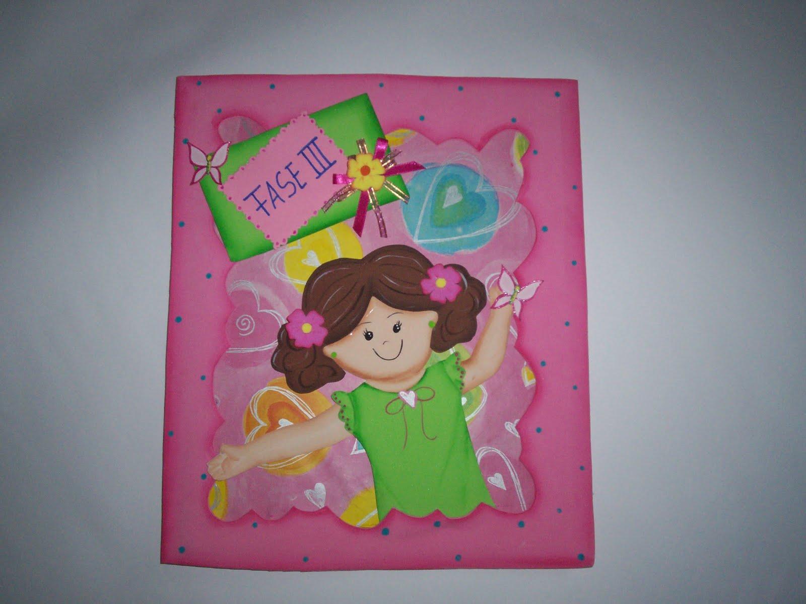 ideas y modelos para decorar los cuadernos