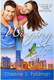 ARC Review: Winging It by Christine S. Feldman
