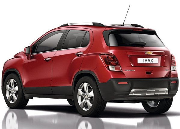 automovel Chevrolet Trax 2014