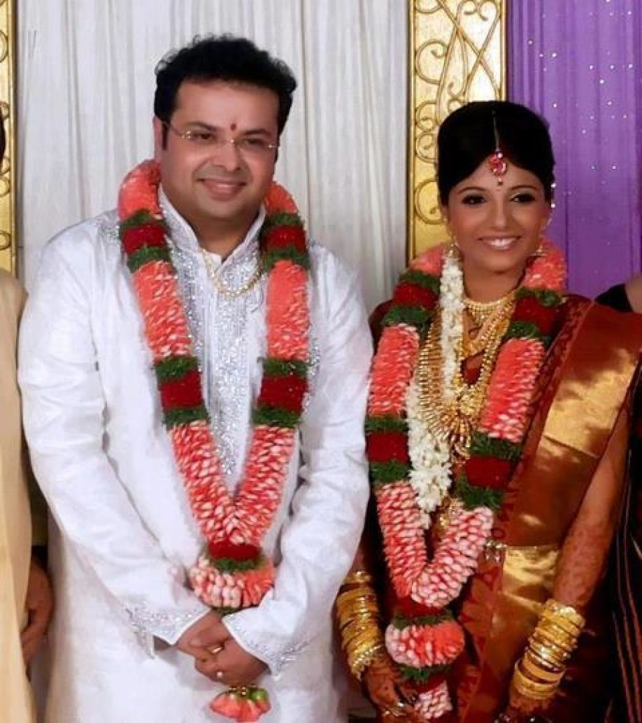 Nishal Chandra's Second Marriage | Nishal Chandra and Ramya Nath