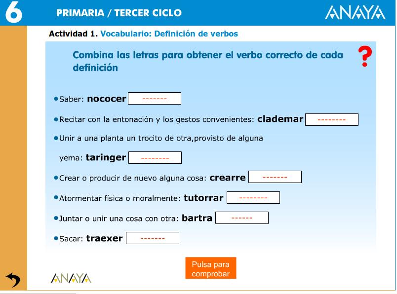 http://www.ceiploreto.es/sugerencias/A_1/Recursosdidacticos/SEXTO/datos/01_Lengua/datos/rdi/U08/01.htm