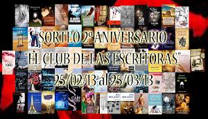2º ANIVERSARIO DEL CLUB DE LAS ESCRITORAS