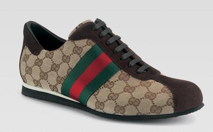 Scarpe Gucci Marrone