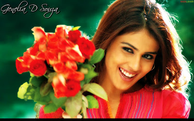 Genelia D'souza Bollywood Chic