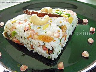 ... Curd Rice/ Mosaranna ( Yummy South Indian style rice mixed with yogurt