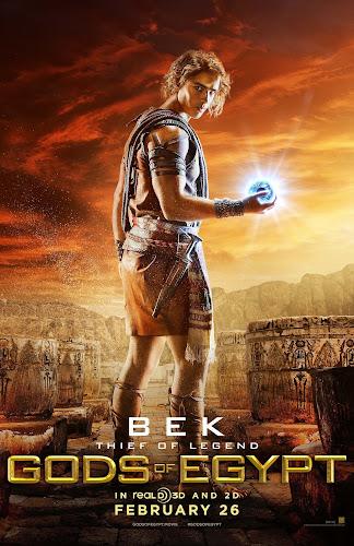 ตัวอย่างหนังใหม่ : Gods of Egypt (สงครามเทวดา) ซับไทย poster1