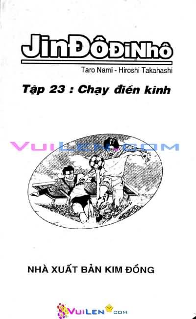 Jindodinho - Đường Dẫn Đến Khung Thành III  Tập 23 page 1 Congtruyen24h