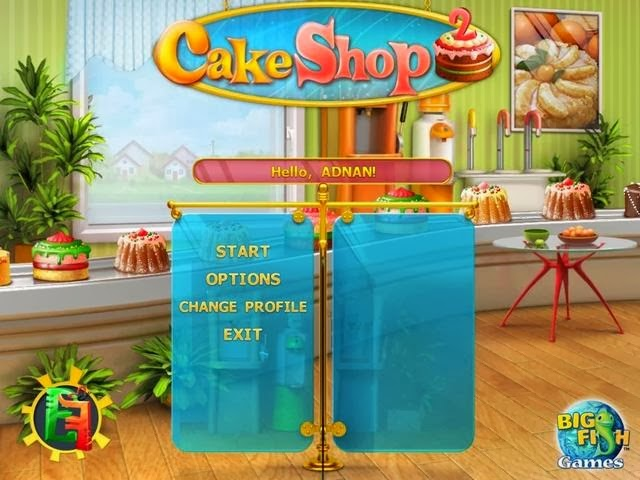 Welcome To My Blog Cake Shop 2