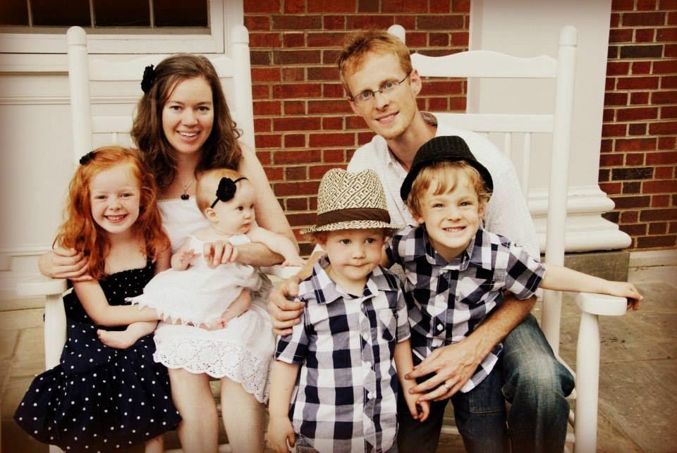 David and Rachel's family
