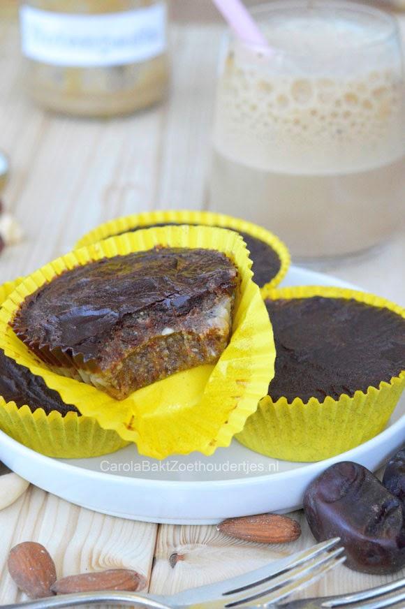 gezonde cupcakes van Rens Kroes