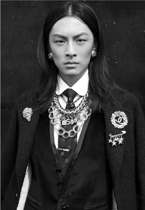 David Chiang newmalefashion David Chiang