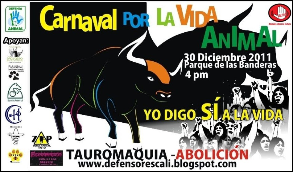 carnavalporlavidanimal