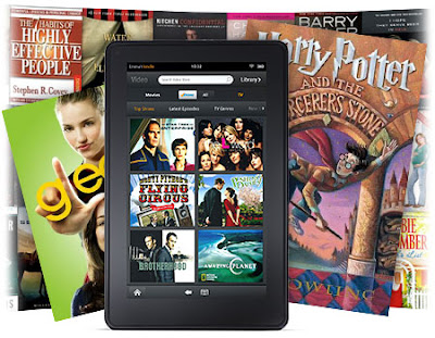 "Kindle Fire, Full Color 7"" Multi-touch Display, Wi-Fi Review"