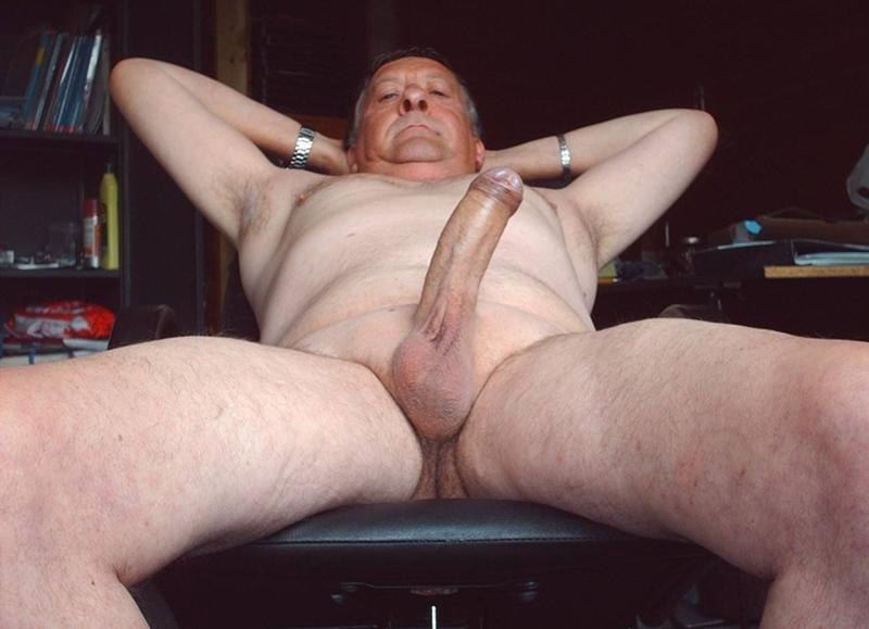 Big dick mature gay