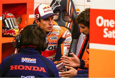 Marquez Pertanyakan Kembalinya Stoner ke MotoGP
