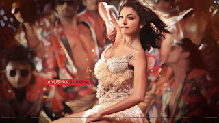Anushka Sharma Dancing