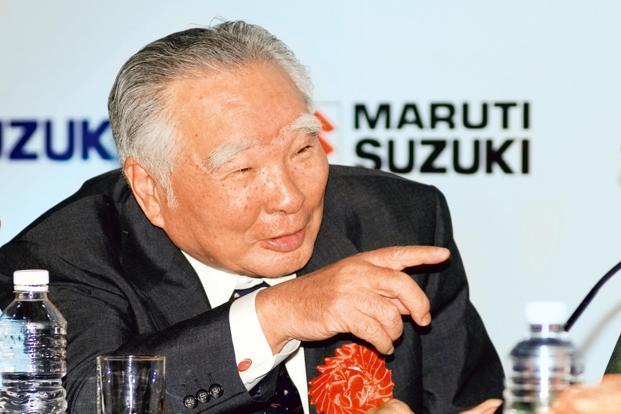 Suzuki group chairman Osamu Suzuki to visit India on 25th July ...