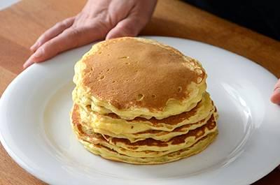 Pancakes (frittelle dolci americane) 14