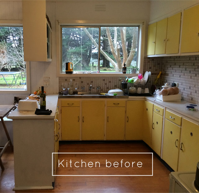 Build House Home: Kitchen Benchtop Transformation With
