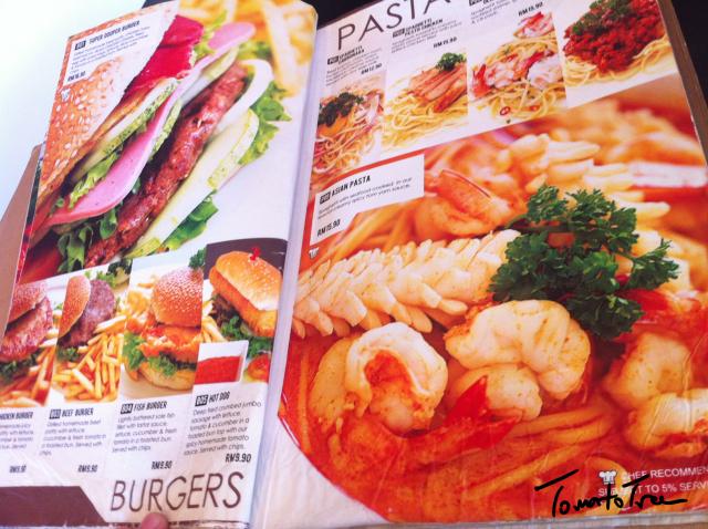 menu - Lucys Kitchen