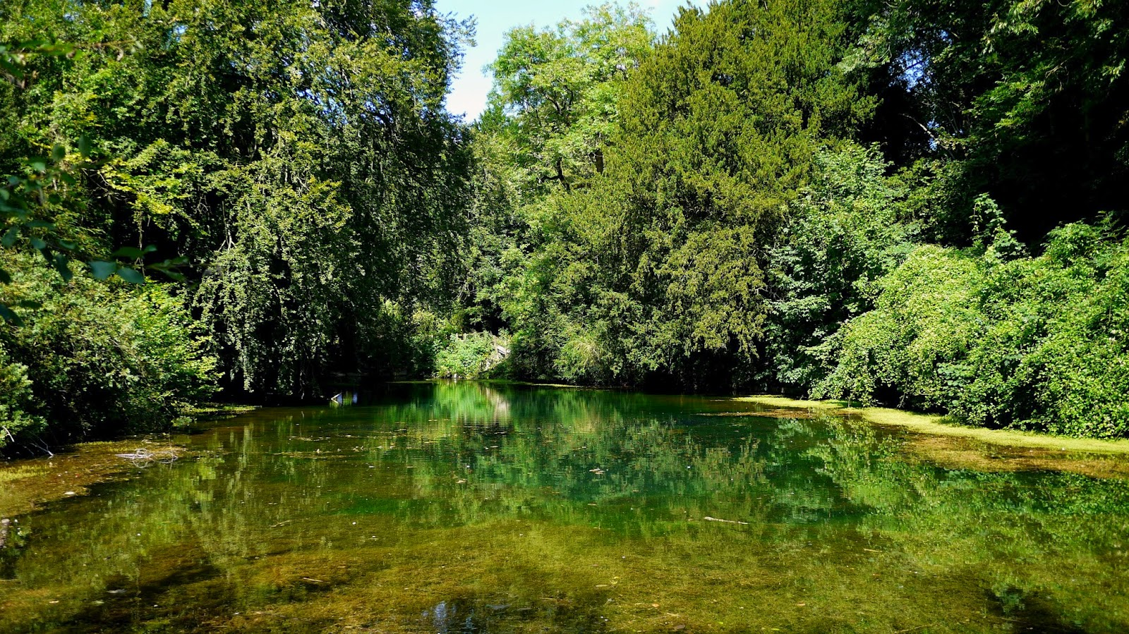 Silent Pool Surrey