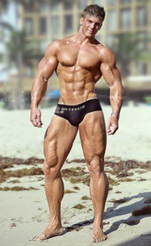 Stud On the Beach