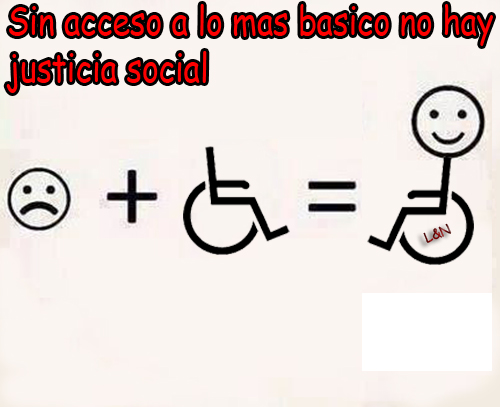 Sin acceso a lo mas bsico no hay justicia social