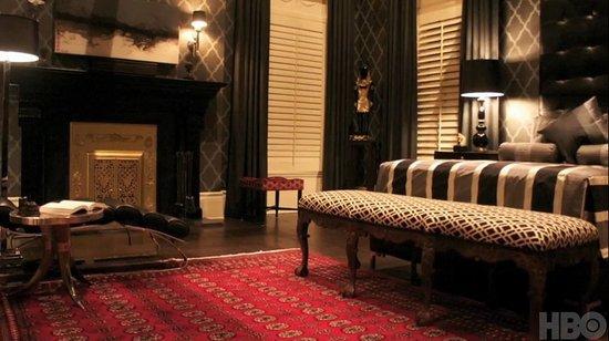 Red Mansion Master Bedrooms