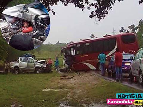CONOCIDO EMPRESARIO TOCACHINO FALLECE EN ACCIDENTE DE TRANSITO. EL DUEÑO DE AGRICOLA SAN JORGE