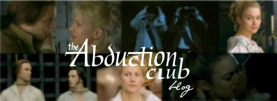 The Abduction Club Blog