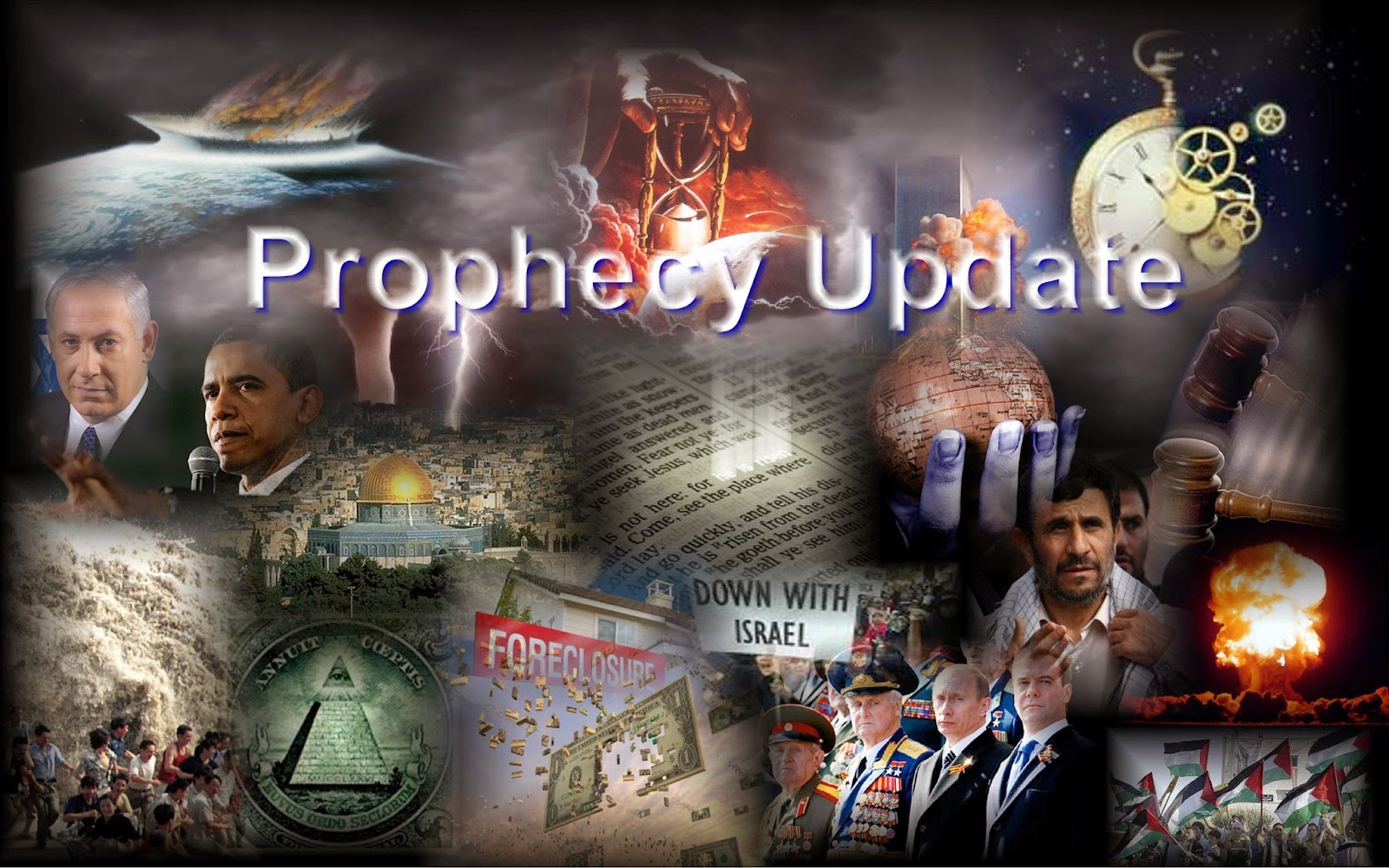 Prophecy and Creation Propehcy-update