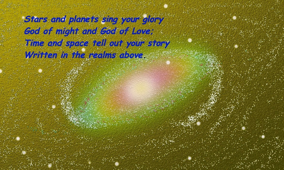 Ikon Galaxy (Imagined image: CGI)