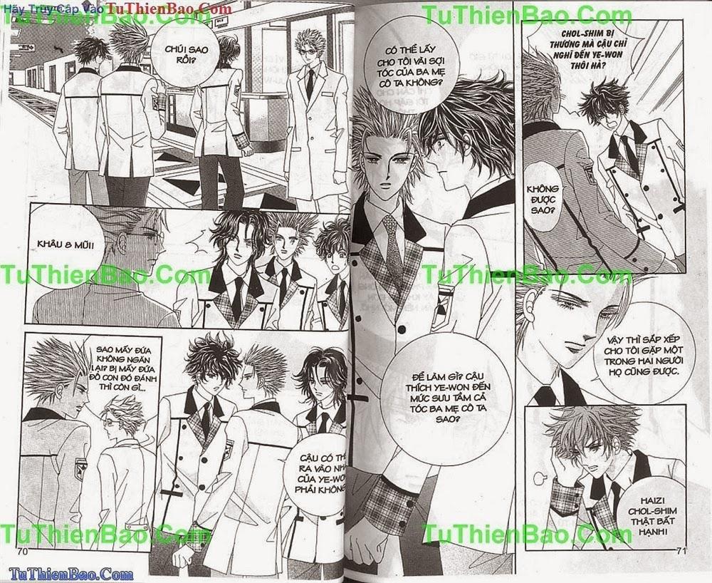 Công Chúa Giả Mạo Chapter 5 - Trang 36