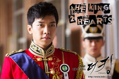 Sinopsis Drama The King 2 Hearts Episode 1-20 (Tamat)