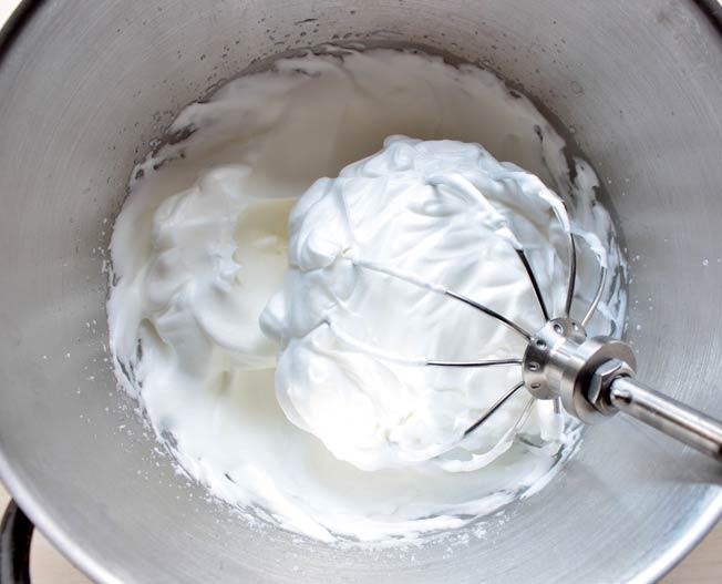 Que faire avec des blancs d 39 oeuf il tait une fois la - Que cuisiner avec des blancs d oeufs ...