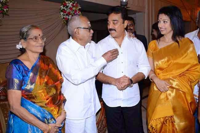 K Balachander and Kamal Hassan