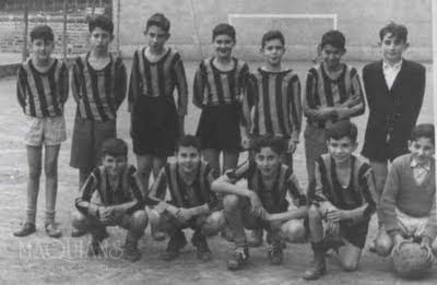 Jesuitas. Vigo. Curso 1950-51