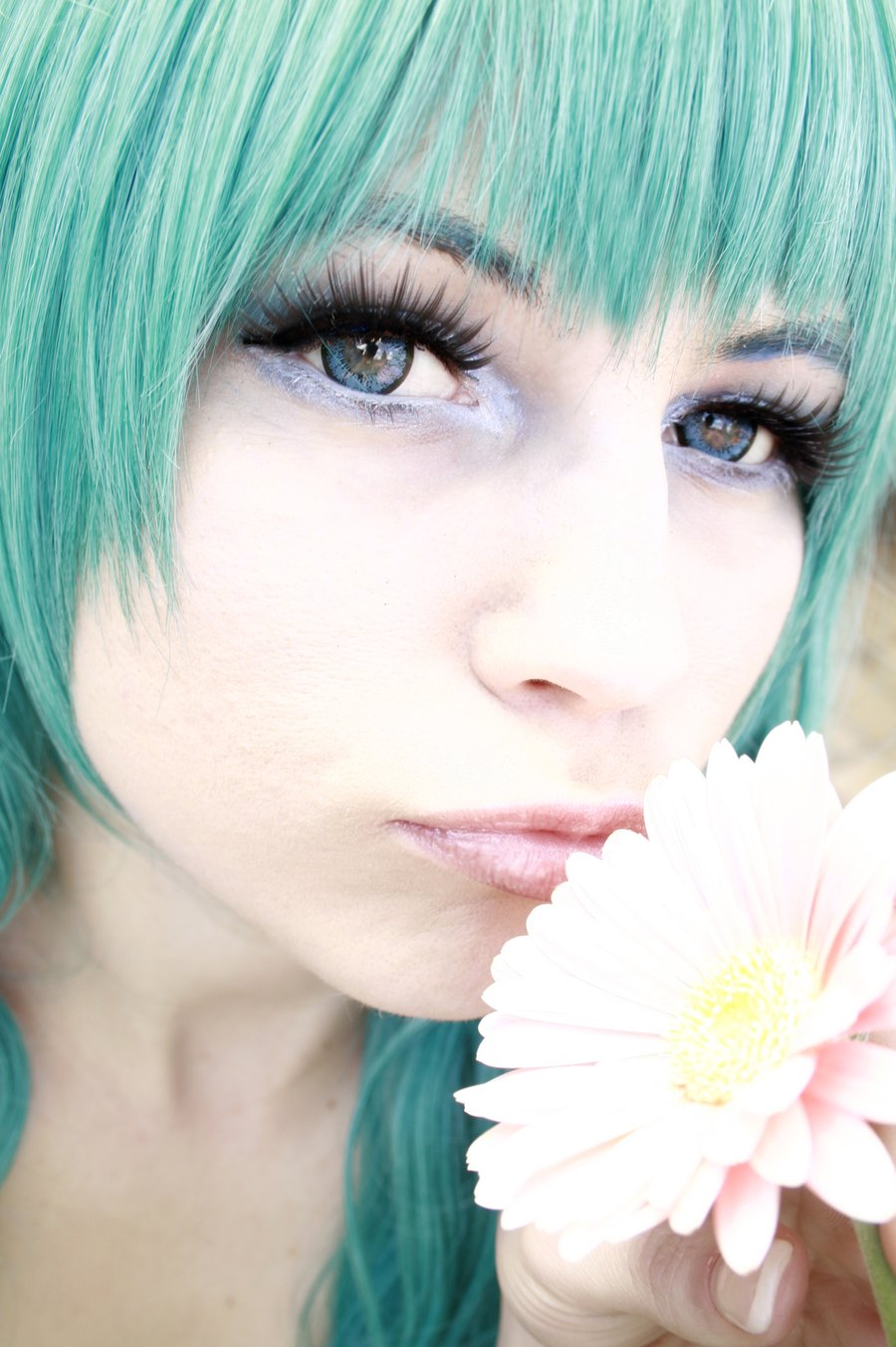 miku hatsune makeup
