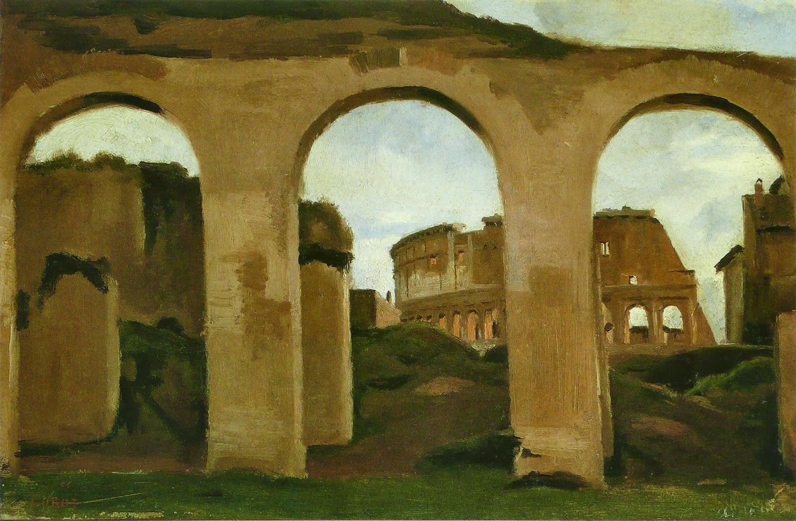 Impulso D 39 Arte Il Colosseo E I Suoi Ritratti