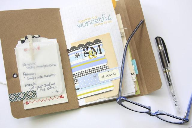 Date Night Journal | Monika Wright
