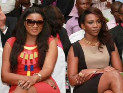 genevieve nnaji omotola fighting