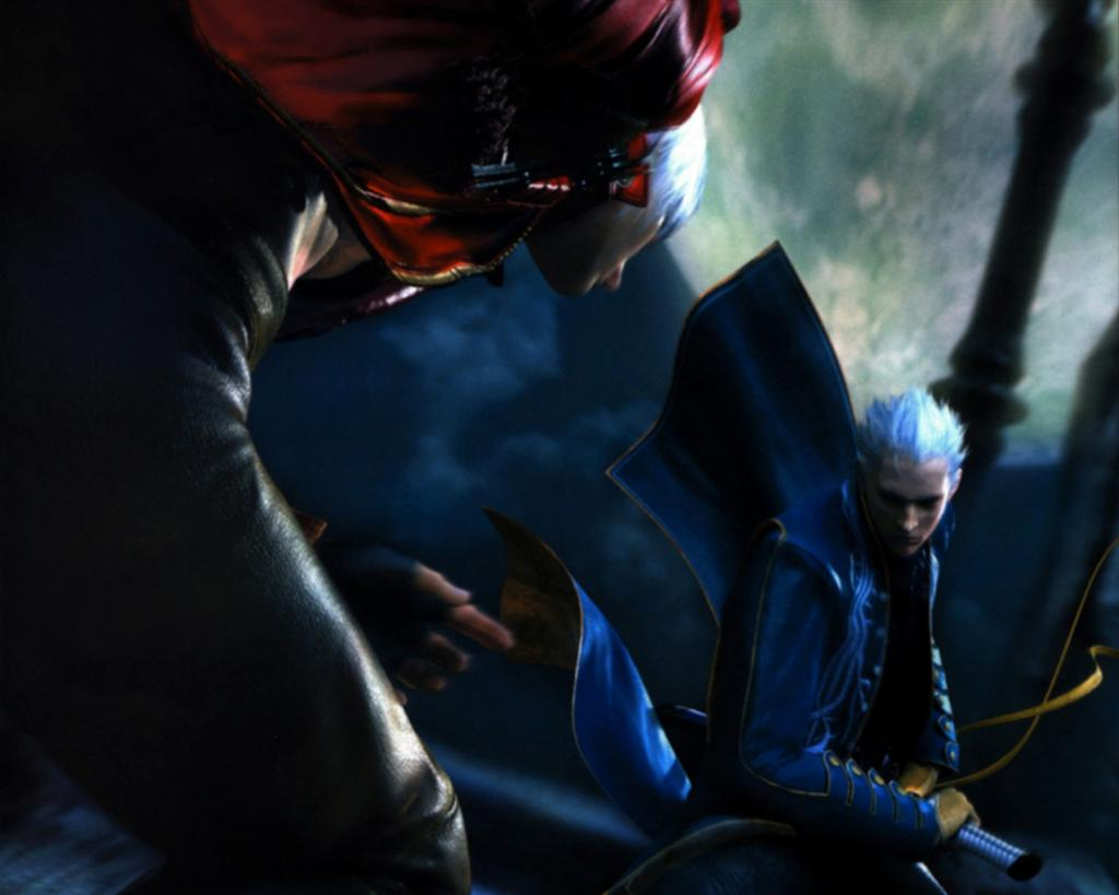 Devil May Cry HD & Widescreen Wallpaper 0.536057299278393