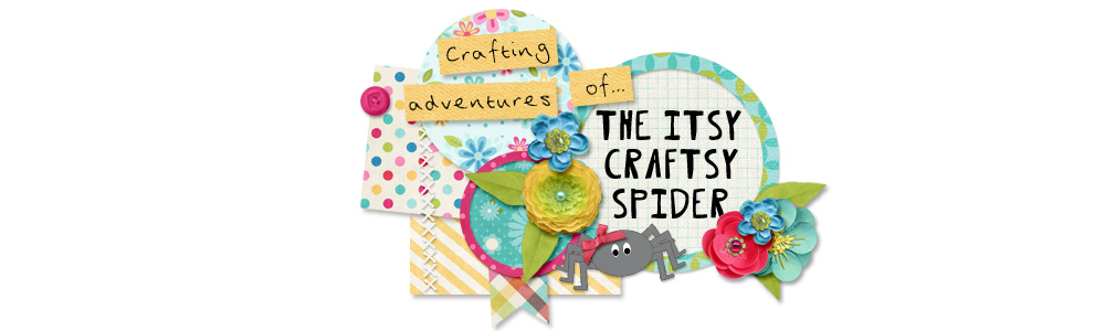 The Itsy Craftsy Spider