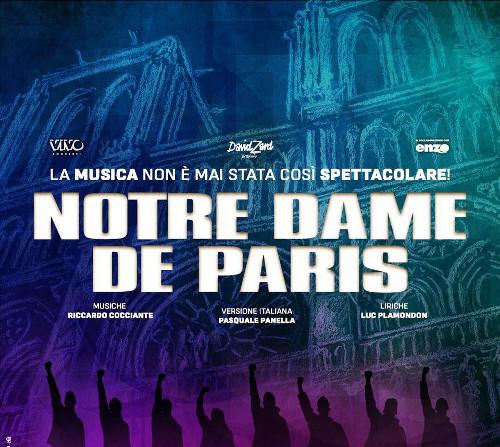 """""""NOTRE DAME DE PARIS"""" regia di Gilles Maheu"""