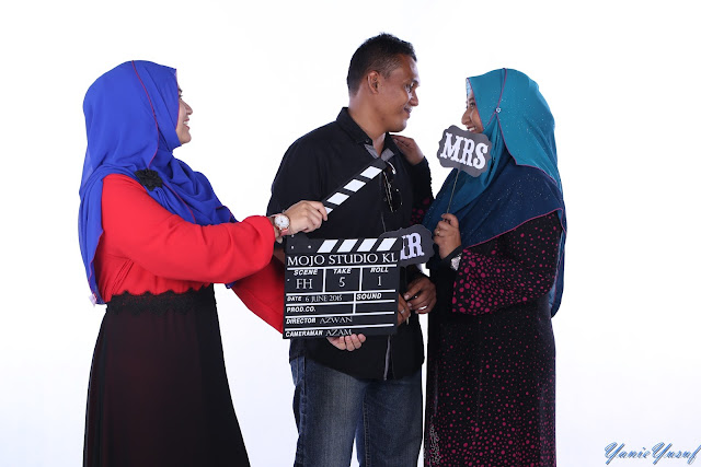 Mojoreel studio KL, Mojo Studio, REVIEW, ADVERTORIAL, PHOTOSHOOT, PHOTOGRAPHER, white studio, pre raya photoshoot, Kelabbloggerbenashaari, yanieyusuf,