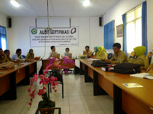 Audit Sertifikasi SAI Global
