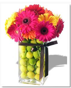 Ser un gran d a bodas y eventos centros de mesa muy - Centros de mesa con limones ...
