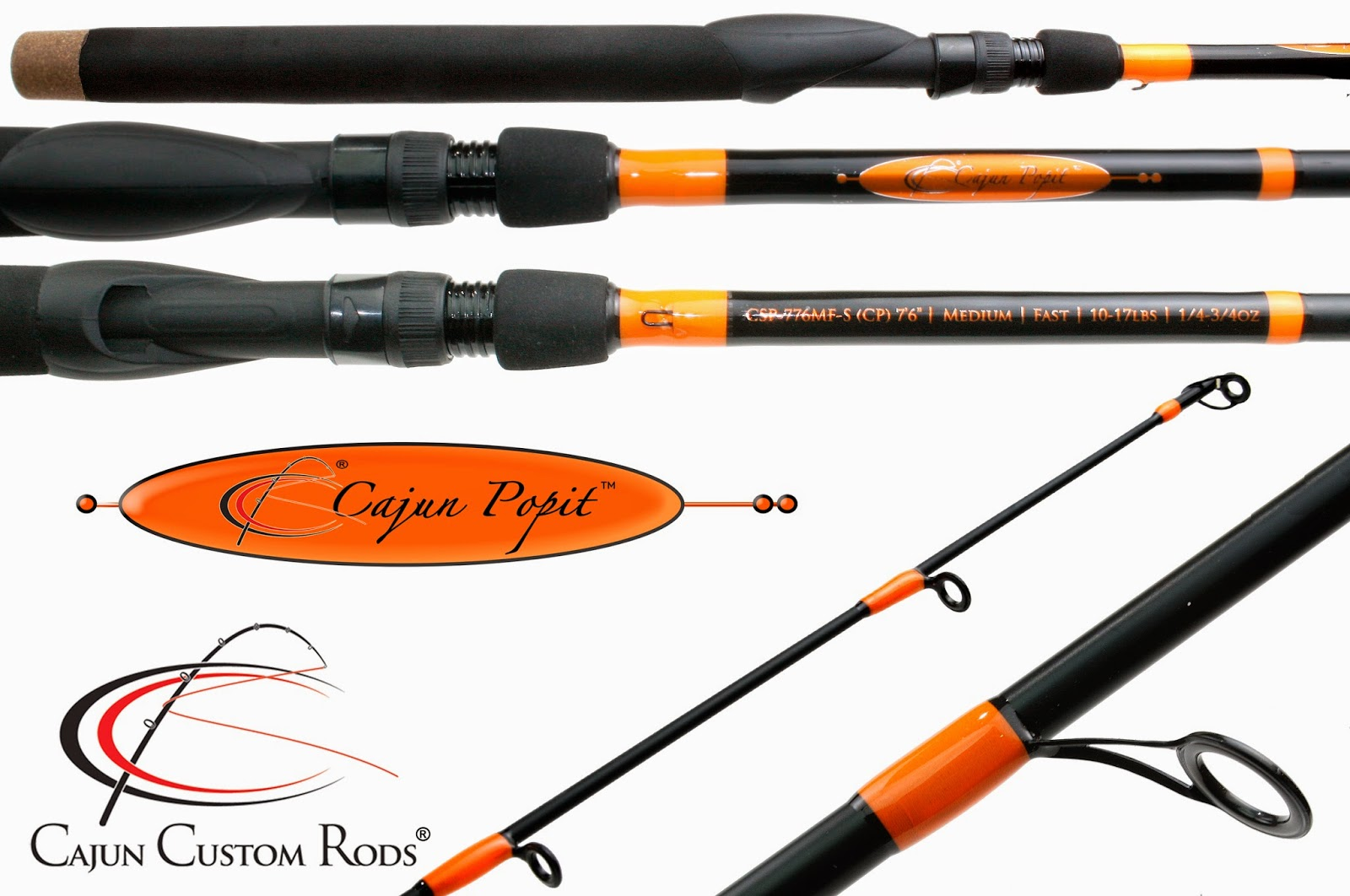 cajun custom rods cajun popit the best popping cork