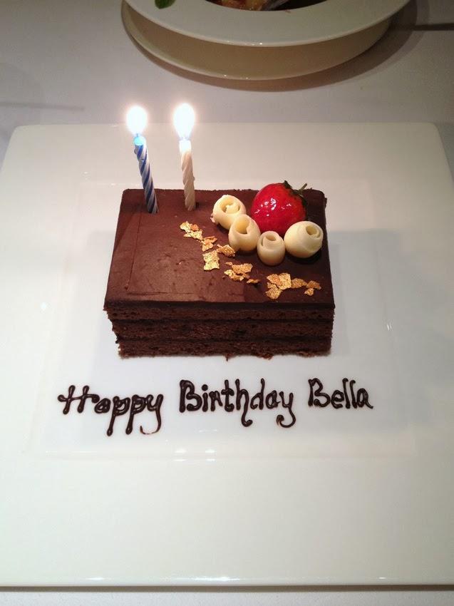 Birthday Cake Amuz jakarta