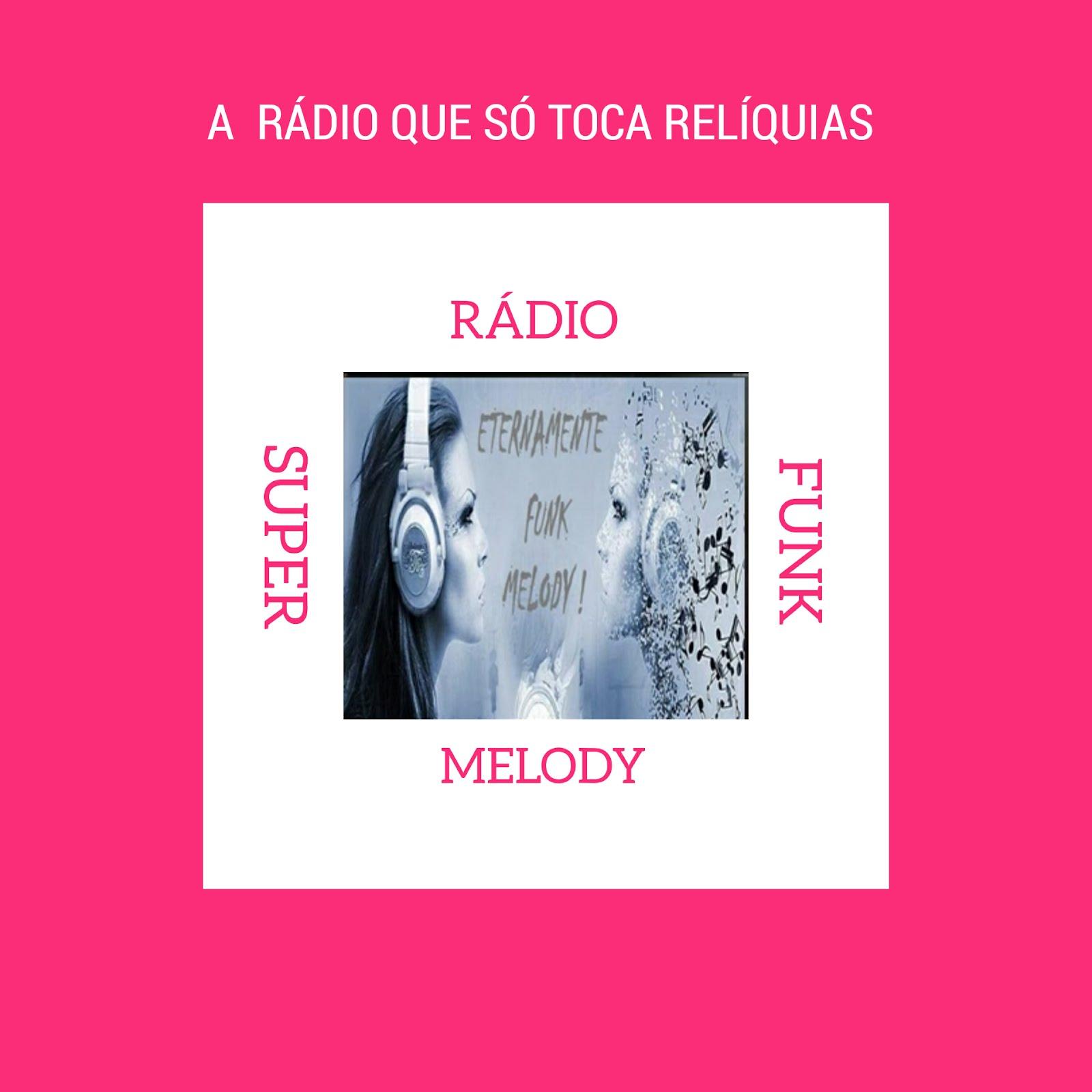 A rádio que só toca relíquias